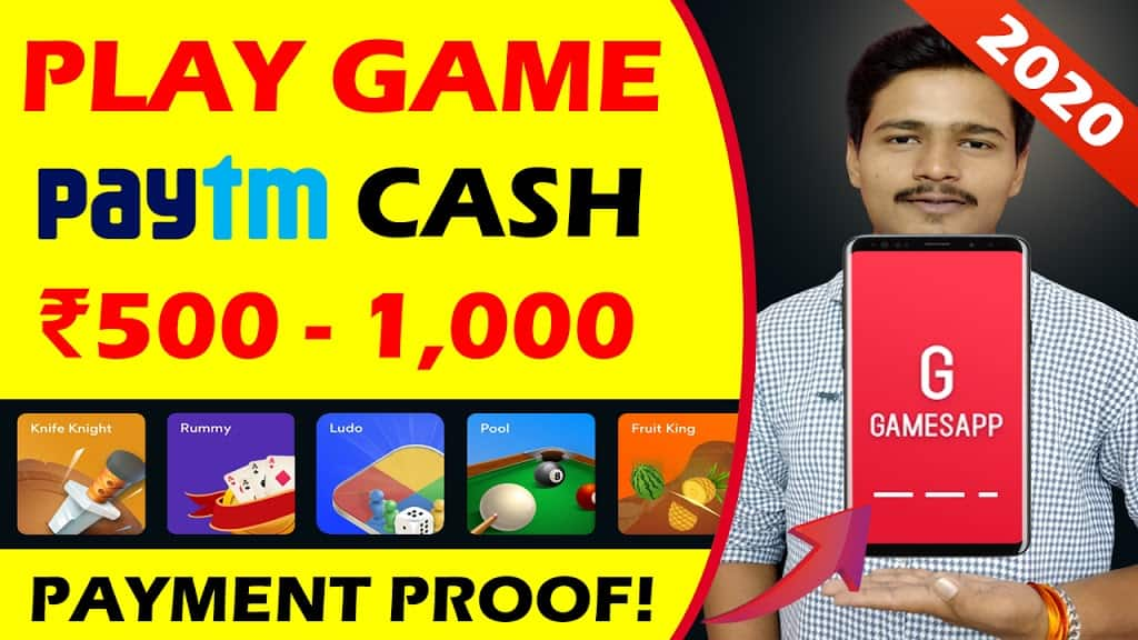 Earn Money by Playing Games on Android 2020
