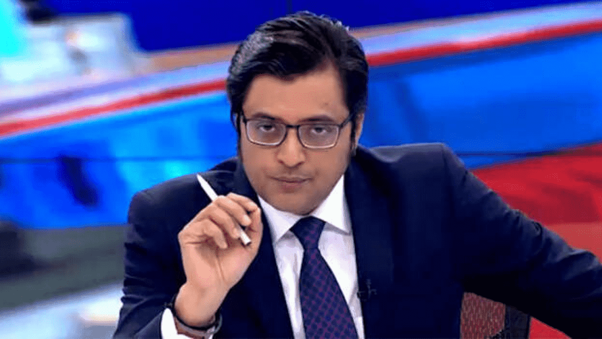 Arnab Goswami crosses all limits of civility