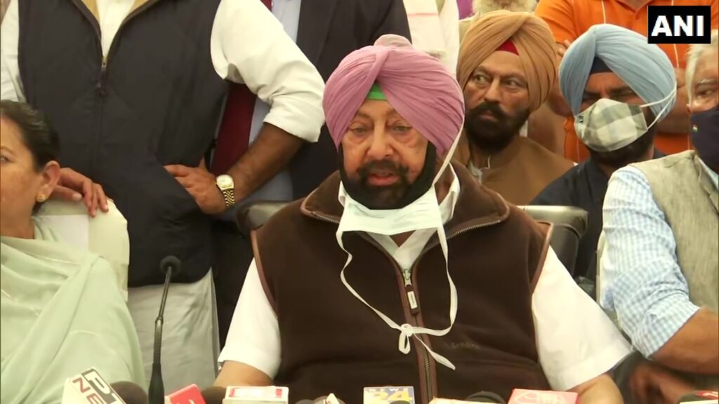 IPL 2021: Punjab Chief Minister Amarinder Singh writes to BCCI for not considering Mohali as host