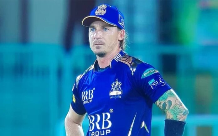 Which is more rewarding? RCB or Quetta?' – Dale Steyn ducks a controversial question with a funny response