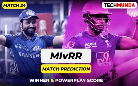 IPL 2021: Match 24, MI vs RR Match Prediction Poll – Who Is Win Today's Match?