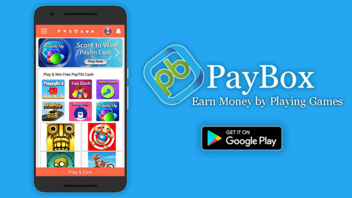 Paybox Apk Download | New Paytm Earning App 2021