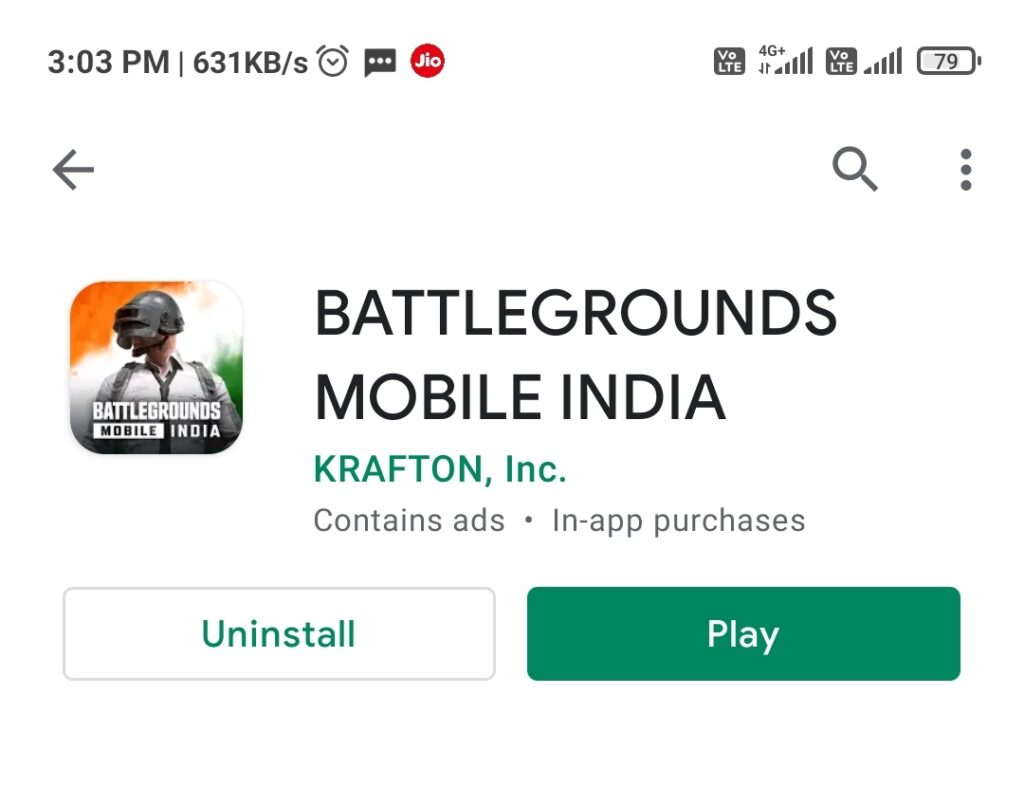 Battlegrounds Mobile India - BGMI Early Access: APK + OBB Download link