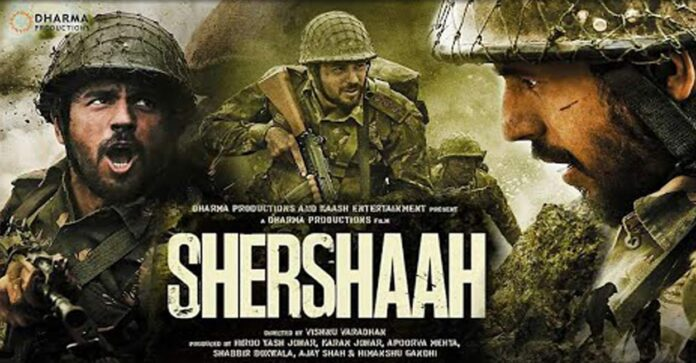 [Download] Shershaah Full Movie Download 720p, 1080p Filmyzilla, Moviesflix is Illegal